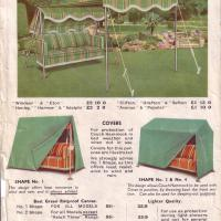 The original Haxleys swing seat brochure - page 3